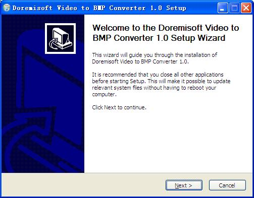 Free Video to BMP Converter - Free Convert avi, flv format
